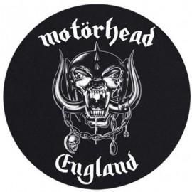TURNTABLE FELT - FEUTRINE - Motorhead England Everything Louder x2