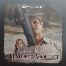 SHORE Howard : LP A History Of Violence
