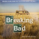 PORTER Dave : LPx2 Breaking Bad - Original Score From The Television Series Volume 2