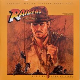 WILLIAMS John : LPx2 Raiders Of The Lost Ark (Ltd)
