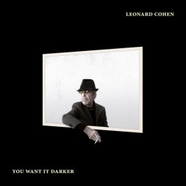 COHEN Leonard : CD You Want It Darker