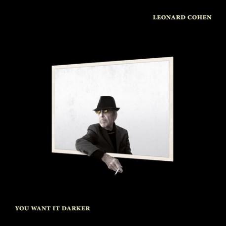 COHEN Leonard : CD You Want It Darker