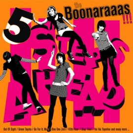 BOONARAAAS (the) : 5 Step Ahead