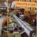 "FRUSTRATION : 12""EP Full Of Sorrow"