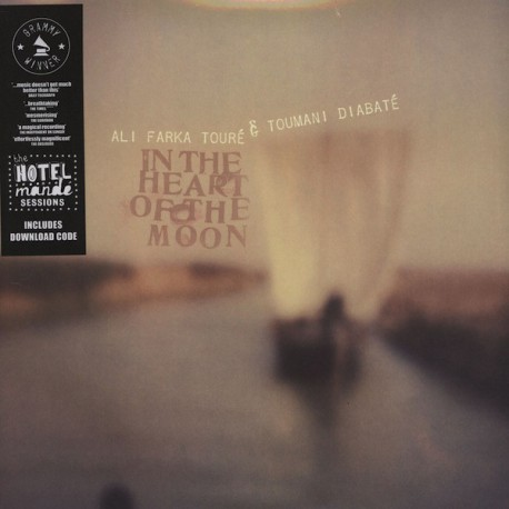 TOURE Ali Farka / DIABATE Toumani : LPx2 In The Heart Of The Moon