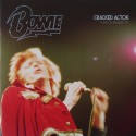 BOWIE David : CDx2 Cracked Actor (Live Los Angeles '74)