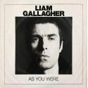 GALLAGHER Liam : LP As You Were