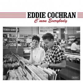 EDDIE COCHRAN : LP C'mon Everybody