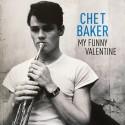 BAKER Chet : LP My Funny Valentine