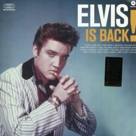 PRESLEY Elvis : LP Elvis is Back!