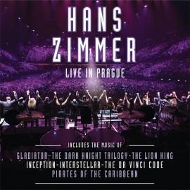 ZIMMER Hans : LPx4  Live In Prague