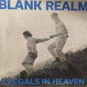 BLANK REALM : LP Illegals In Heaven