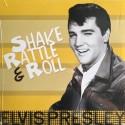 PRESLEY Elvis : LP Shake Rattle & Roll