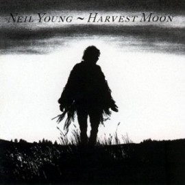 NEIL YOUNG : LPx2 Harvest Moon