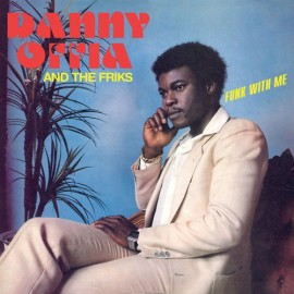 OFFIA Danny And The Friks : LP Funk With Me