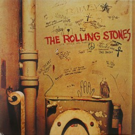 ROLLING STONES (the) : LP Beggars Banquet