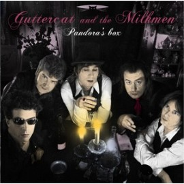 GUTTERCAT AND THE MILKMEN : LP Pandora's Box