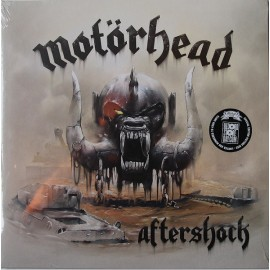 MOTORHEAD : LP Picture Aftershock