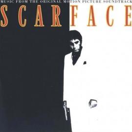 MORODER Giorgio : LP Scarface