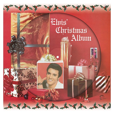 PRESLEY Elvis : LP Picture Elvis' Christmas Album