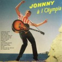 HALLYDAY Johnny : LP Johnny A L'Olympia