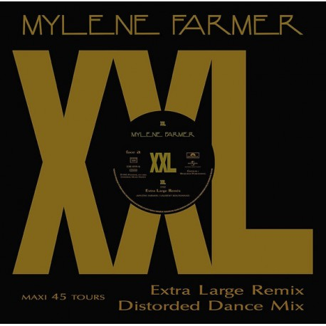 """MYLENE FARMER : 12""""EP XXL"""