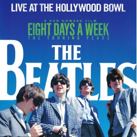 BEATLES (the) : LP Live At The Hollywood Bowl
