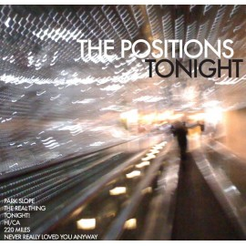 """POSITIONS (the) : 10"""" Tonight"""