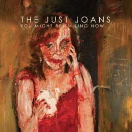 JUST JOANS (the) : LP You Might Be Smiling Now ...