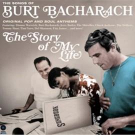 BACHARACH Burt : LP The Songs Of Burt Bacharach - The Story Of My Life