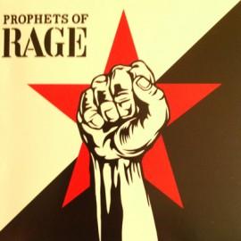 PROPHETS OF RAGE : CD Prophets Of Rage
