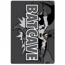 BATCAVE - MAGNET : Logo
