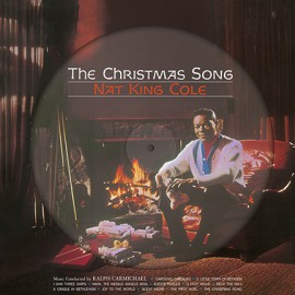 NAT KING COLE : LP The Christmas Song