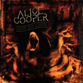 ALICE COOPER : LPx2 Slicker Than A Weasel - Live 1978 Radio Broadcast