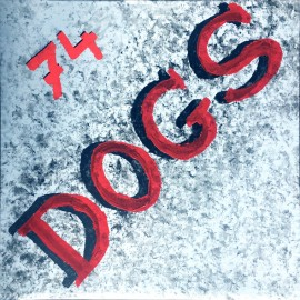 """DOGS (the) : 12""""EP Rehearsals 1974 (Cameleon - Numbered)"""