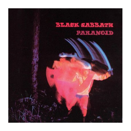 BLACK SABBATH : LP Paranoid
