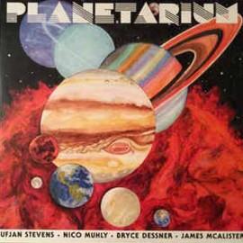 STEVENS Sufjan : LPx2 Planetarium