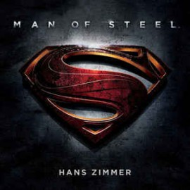 ZIMMER Hans : CD Man Of Steel