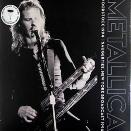METALLICA : LPx2 Woodstock 1994 - Saugerties, New York Broadcast 1994