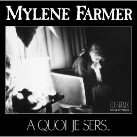 "MYLENE FARMER : 12""EP A quoi je sers"