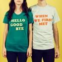 "HELLOGOODBYE : When We First Met 7"""