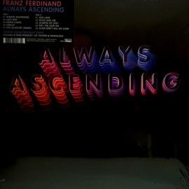 FRANZ FERDINAND : LP Always Ascending