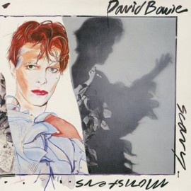 BOWIE David : LP Scary Monsters