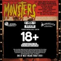VARIOUS : LP+CD 30 Years Anniversary Tribute Album For The Monsters