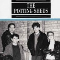 POTTING SHEDS (the) : CD Leaving By The Back Door