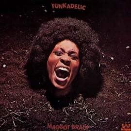 FUNKADELIC : LP Maggot Brain