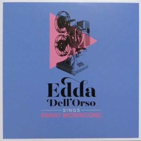 DELL'ORSO Edda : LP Edda Dell'Orso Sings Morricone
