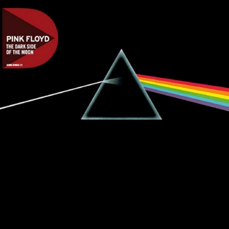 PINK FLOYD : CD The Dark Side Of The Moon