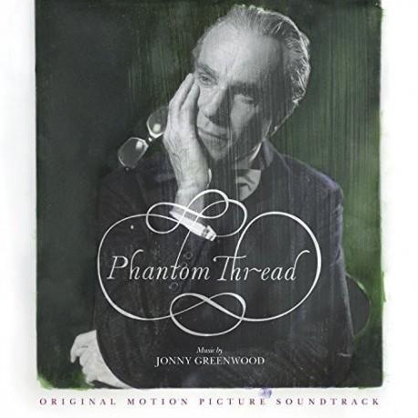 GREENWOOD Jonny : CD Phantom Thread
