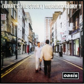 OASIS : LPx2 (What's The Story) Morning Glory?